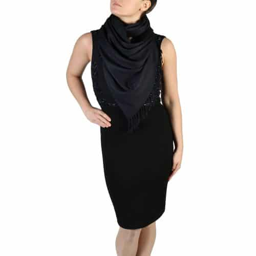 black pashmina wrap shawl (3)