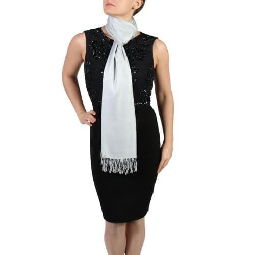 silver pashminas scarves shawls (3)