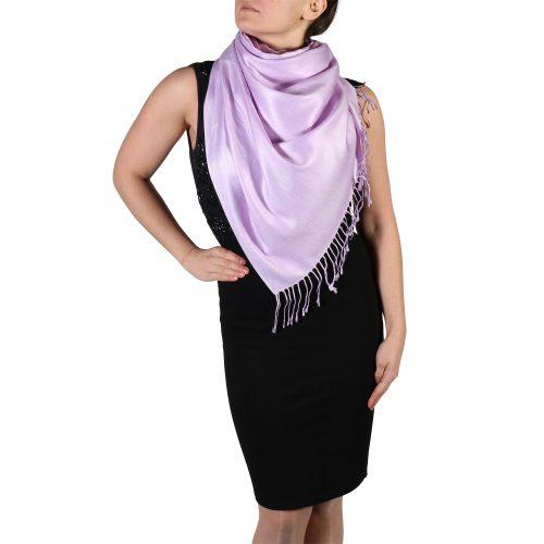 lilac pashmina scarf shawl wrap (3)