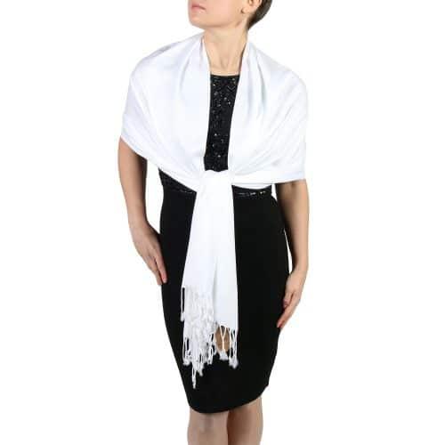 white pashminas wraps stoles (1)