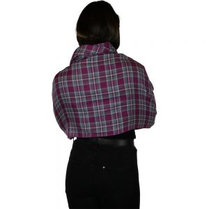tartan pashmina dummond of perth 2