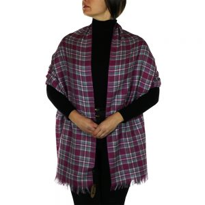 tartan pashmina dummond of perth