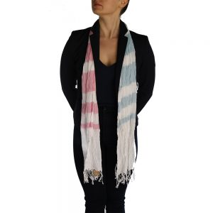 creased pashmina pink and blue (4)