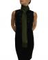 dark green pashmina ladies scarves shawl wrap (3)