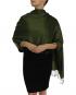 dark green pashmina ladies scarves shawl wrap (4)