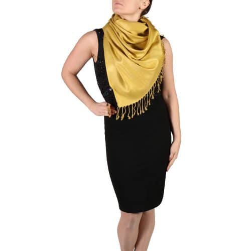 mustard pashmina wrap shawls (4)